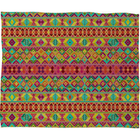 DENY Designs Home Accessories | Sharon Turner Acid Weave Fleece Throw Blanket