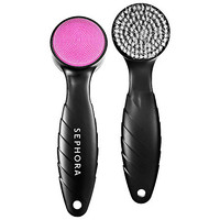 SEPHORA COLLECTION Ultimate Dual Exfoliating Face Brush: Professional Spa Tools | Sephora