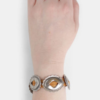 Shadow Bracelet by Vanessa Mooney - $57.00 : ThreadSence, Women's Indie & Bohemian Clothing, Dresses, & Accessories