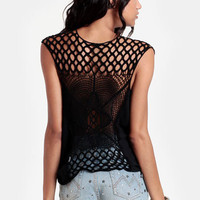 Chosen Path Draped Top - $34.00 : ThreadSence, Women's Indie & Bohemian Clothing, Dresses, & Accessories