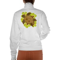 Honu Hawaiian Nautical Map Tee Shirts from Zazzle.com