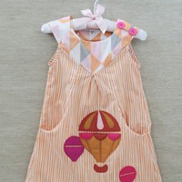 Hot Air Balloon Dress at ShopRuche.com