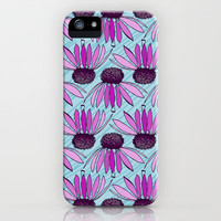 Purpurea iPhone & iPod Case by Anchobee