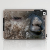 HAVE YOU HEARD THE ONE ABOUT.... iPad Case by catspaws