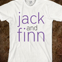 jack and finn names
