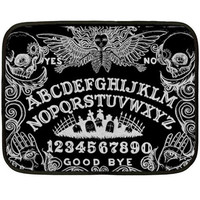 Ouija Board and Day of the Dead Lap Blankets (multiple listing)