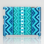 Blue #4 iPad Case by Ornaart