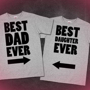 Best Dad And Daughter Shirts For Fathers Day