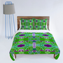 DENY Designs Home Accessories | Paula Ogier Emerald Ecstasy Duvet Cover