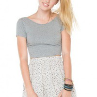 Brandy ♥ Melville |  Giselle Top - Just In