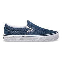 Product: Denim Leopard Slip-On, Womens
