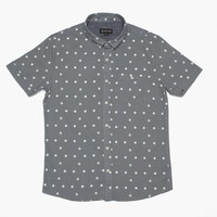 Zanerobe - Men's Dandy S/S Shirt (Teal)
