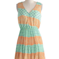 Dot Your Eye Dress | Mod Retro Vintage Dresses | ModCloth.com