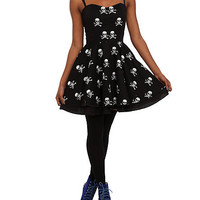 Skull Dress | Hot Topic