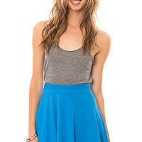 MKL Collective Skirt De La Mer in Blue