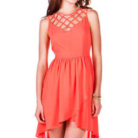 La Grotta Hi-Lo Dress