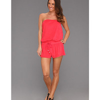 Jessica Simpson Bohemian Rap Beach Cover-Up