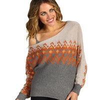Free People Heartisle Sweater