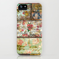 Lady Rococo iPhone & iPod Case by Maximilian San