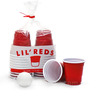 LIL' REDS RED CUP SHOT GLASSES
