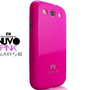 Amazon.com: Samsung Galaxy S3 III GT i9300 Novoskins Nuvo Hot Pink TPU Silicone Case SPRING SALE ends April: Cell Phones &amp; Accessories