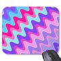 Melting #2 - Pink And Purple Mousepad at Zazzle.ca