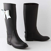 Anthropologie - Charlie Rain Boots