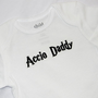 Accio Daddy Bodysuit/ Onesuit. Harry Potter Inspired. Can Be Customized By Size.
