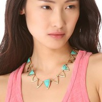 House of Harlow 1960 Goddess Trinity Collar Necklace | SHOPBOP