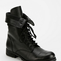 Urban Outfitters - Deena &amp; Ozzy Fold-Over Combat Boot