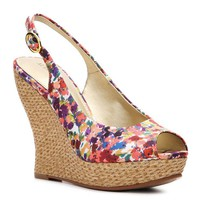Audrey Brooke Naomi Wedge Sandal