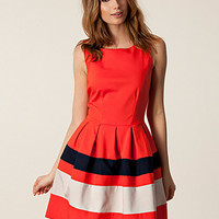 Hanna Flared Dress, Closet