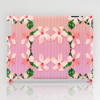Sweet Aloha iPad Case by Nina May