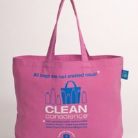 Rodeo Drive Shopper Signature Reusable Bag; Berry Pink; 100% Post-consumer Recycled Plastic Bottle Bag; Made in USA:Amazon:Kitchen & Dining