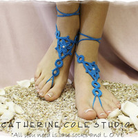 Barefoot sandals GRAB BAG  1 pr. promotional price for assorted styles all sales final Catherine Cole photo is for suggestion only