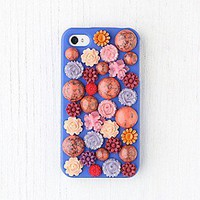 Flower iPhone 4/4S or 5 Case at Free People Clothing Boutique