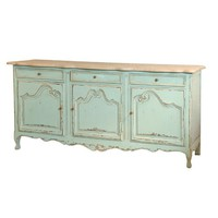 Aqua Marine 3 Door Sideboard | Sweetpea and Willow