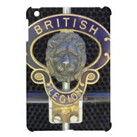 British Legion iPad Mini Case from Zazzle.com