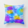 Jasper Throw Pillow by Erin Jordan