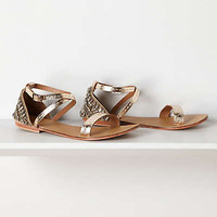 Anthropologie - Flickerfly Sandals