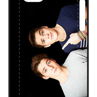 Jack and Finn iPhone Case by sonicsandwands
