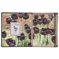 Black Tulips iPad Case from Zazzle.com
