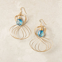 Mobius Gem Earrings
