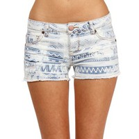 WhiteDenim Tribal Shorts