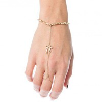 Ribbon Hand Chain - ShopSosie.com