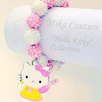 Hello Kitty Rhinestone Bracelets