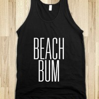 Beach Bum - Social Tees - Skreened T-shirts, Organic Shirts, Hoodies, Kids Tees, Baby One-Pieces and Tote Bags