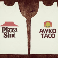 Pizza & Tacos - Skreened T-shirts, Organic Shirts, Hoodies, Kids Tees, Baby One-Pieces and Tote Bags Custom T-Shirts, Organic Shirts, Hoodies, Novelty Gifts, Kids Apparel, Baby One-Pieces | Skreened - Ethical Custom Apparel