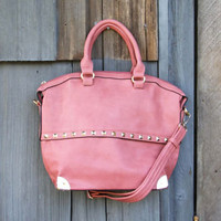 The Haven Tote in Dusty Pink, Sweet Bohemian Totes & Bags