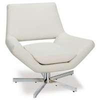 "Yield 31"" Wide Chair, White:Amazon:Home & Kitchen"